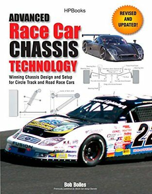 Advanced Race Car Chassis Technology-Bob Bolles