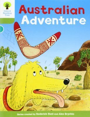 Oxford Reading Tree: Stage 7: More Stories B: Australian Adventure-Roderick Hunt