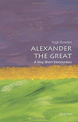 Alexander the Great: A Very Short Introduction (Very Short Introductions)-Hugh B