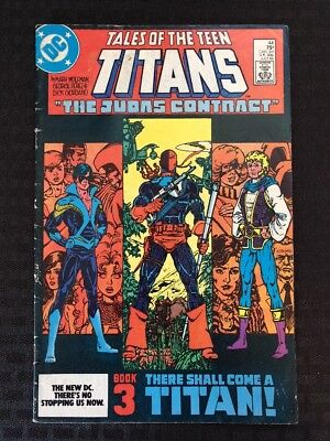 Tales Of The Teen Titans #44 (FN)