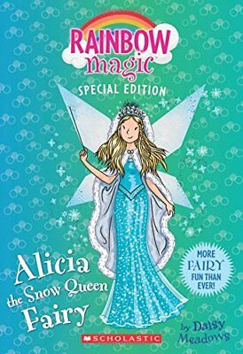 Rainbow Magic Special Edition: Alyssa the Snow Queen Fairy-Daisy Meadows