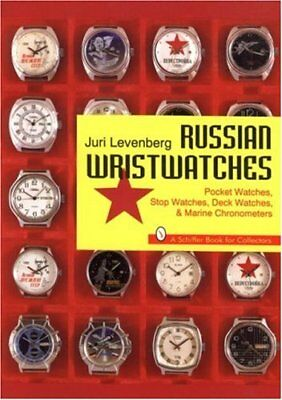 Russian Wristwatches, Pocket Watches, Stop Watches, on Board Clock and Chronomet