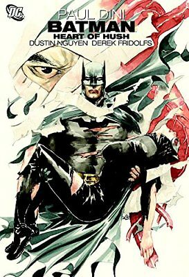 Heart of Hush-Paul Dini, Dustin Nguyen, Derek Fridolfs