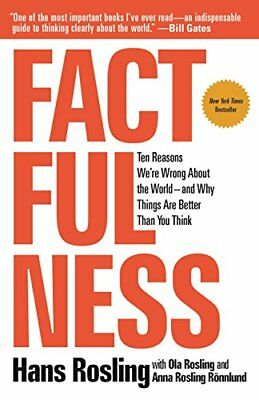Factfulness : The Ten Reasons We're Wrong about the World-Anna Rosling Rönnlund,