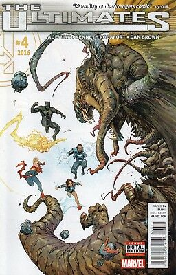The Ultimates #4 (NM)`16 Ewing/ Rocafort  (1st Print)