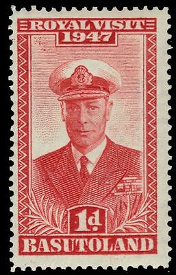 "BASUTOLAND 35 (SG32) - Royal Visit ""King George VI"" (pf42513)"