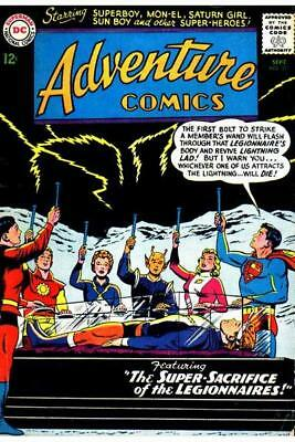 ADVENTURE COMICS #312 G, SUPERBOY, LEGION OF SUPER-HEROES, DC Comics 1963