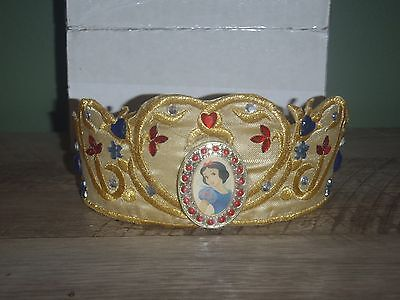 Tiara Disney Snow White Tiara Costume Accessory Dress Up Crown Headband