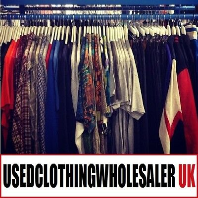 20Kg Of Men's Vtg Clothing And Accessories Mix Of Eras Wholesale Joblot Bundle