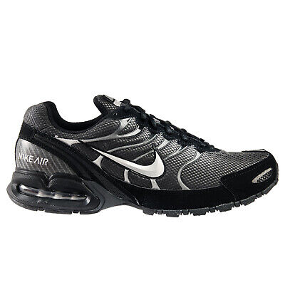 83b4402cc231 Nike Air Max Torch 4 Mens 343846-002 Black Anthracite Running Shoes Size 15