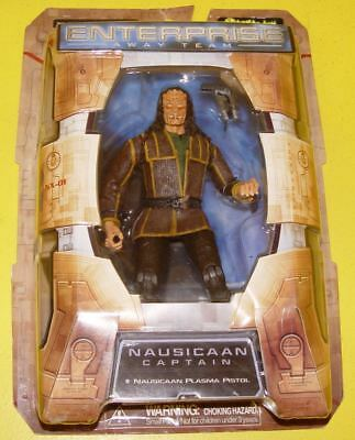 Star Trek Art Asylum / Diamond Select Toys - Enterprise Nausicaan Captain #85906