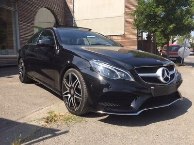 Mercedes Classe E220 Cdi/coupe/amg Pack/full Options/19000Km/an2014/superbe!!