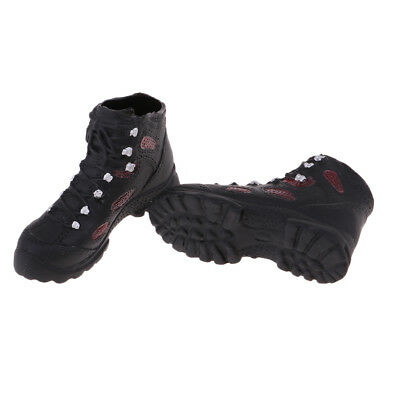 1/6 Scale Male Hiking Shoes Ankle Boots for 12'' Man Phicen Kumik Doll