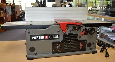 "*Porter Cable PC160JT 6"" Variable Speed Bench Jointer NJ Local Pick Up Only"