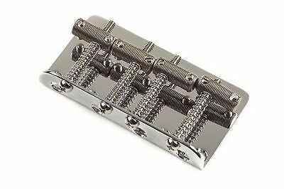 Genuine Fender Pure Vintage '58 Precision P Bass Bridge Assembly 0095613049 NEW!