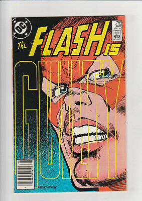 The Flash #348 (Aug 1985, DC) VF Guilty
