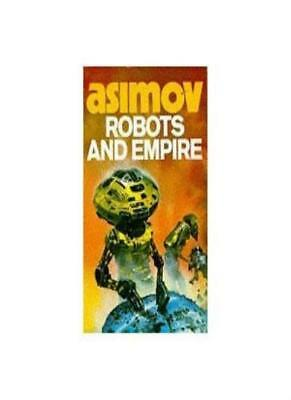 Robots and Empire: 4/4 (Panther science fiction),Isaac Asimov