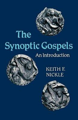 The Synoptic Gospels: An Introduction, Nickle, F. 9780334015659 Free Shipping,,
