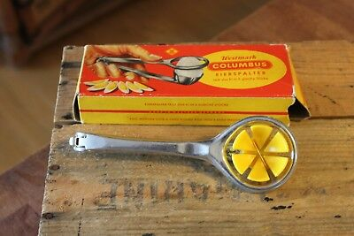 Vintage Westmark Columbus Egg Wedger Utensil – Boxed Kitchenalia – Great! –