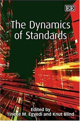 The Dynamics of Standards, Egyedi, Blind New 9781847204868 Fast Free Shipping-.