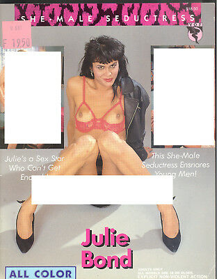Julie Bond she male Transexual