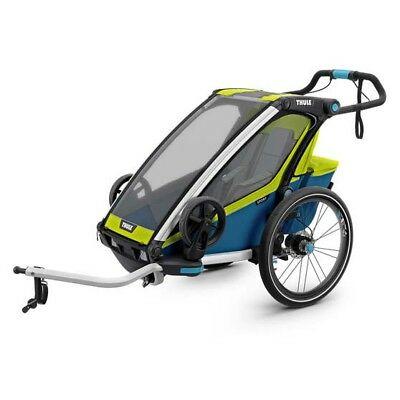 Thule Chariot Sport 1 V17, Negro Male 1 Places
