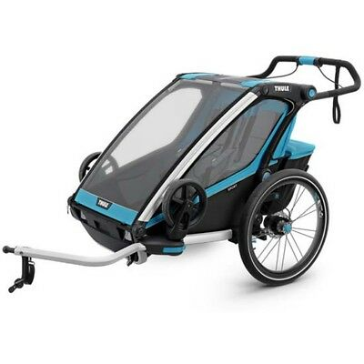 Thule Chariot Sport 2 17, Negro Male 2 Places