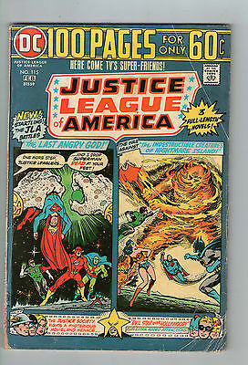 Justice League Of America  # 115 - 100 Page Super Spectacular ( Scarce 1975 )