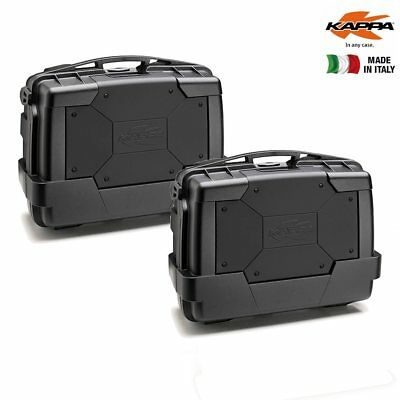 df9fc93ffd7 Pair Of Side Cases Motorcycle Kappa Kgr33Npack2 Garda Monokey Capacity 33  Liter