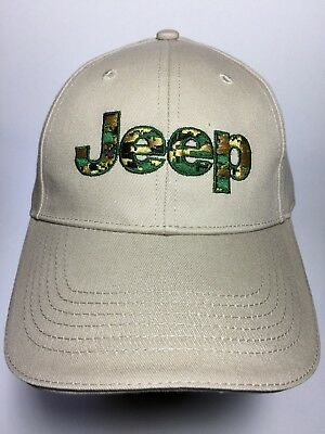 Jeep Logo Hat Cap A3 Headwear Fitted S//MD Black Cap I Live I Ride I Am Jeep