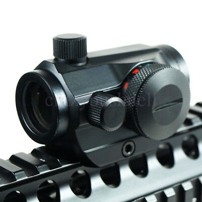 NXcross Mini Holographic 3 MOA Red/Green Dot Sight Rifle Laser Scope FREE POST