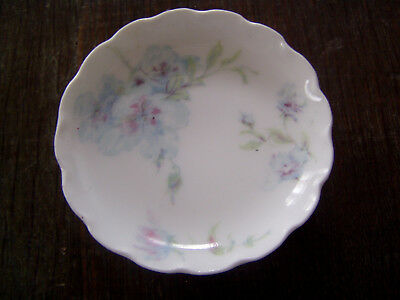 Haviland Limoges butter pat antique