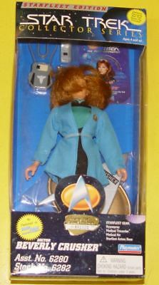 "Star Trek Playmates 9"" TNG Dr. Beverly Crusher (6282)"