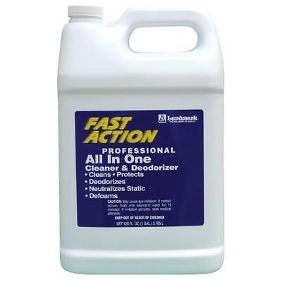 2 Pk Lundmark 128OZ Heavy-Duty Fast Action Profesional Liquid All In One Cleaner