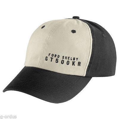 New 68 08 09 Ford Shelby Mustang Cobra Svt Gt500 Kr King Of The Road Hat/cap!