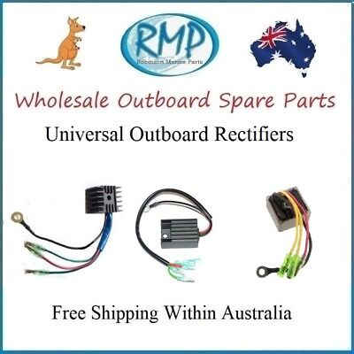 3 x Wholesale Universal 3 Wire Rectifiers Small Engines 2 or 4 Stroke