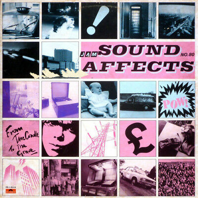 THE JAM Sound Affects 180 Gram REMASTERED NEW SEALED LP Free S&H