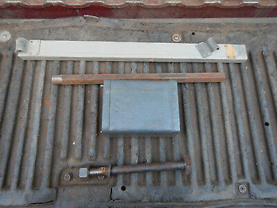 """Delta Rockwell 14"""" Band Saw Riser Kit  Assembly"""
