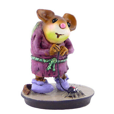 IGOR's PET by Wee Forest Folk, WFF# M-507, Retired Halloween Mouse