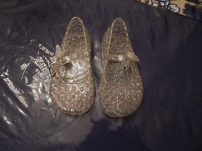 8d0e0a806e4e JELLY SHOES FOR baby girl size 6 (clear) (New without tags) - $4.00 ...