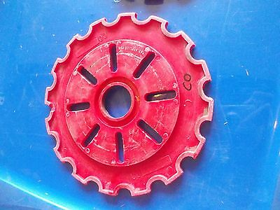1 USED CO Plastic Farmall McCormick IH PLANTER Seed PLATE