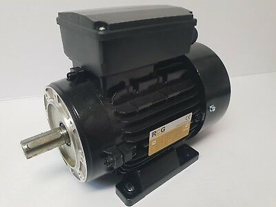 2HP 1.5kW 2800 RPM 240 Volt BV14A Flanged/Foot Mount Industrial Electric Motor