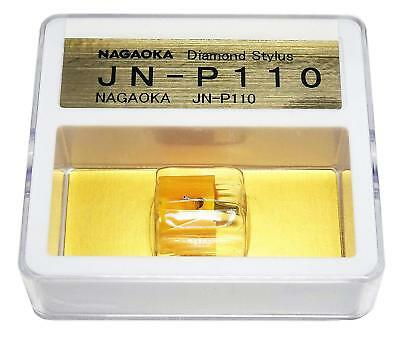 New Nagaoka JN-P110 cartridge replacement needle for record player From Japan