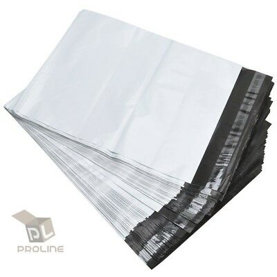 50 12x15.5 Poly Mailers Self Sealing Shipping Envelopes Plastic Bags 2.5 Mil