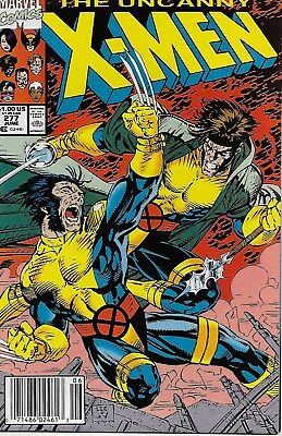 The Uncanny X-Men (Vol.1) No.277 / 1991 Chris Claremont & Jim Lee