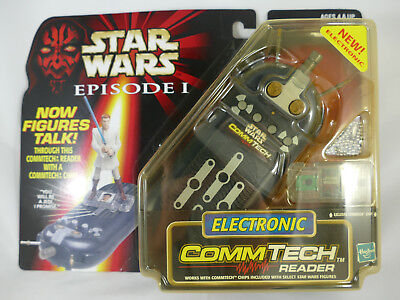 Star Wars Episode 1 Electronic Commtech Reader Us Card Version Moc