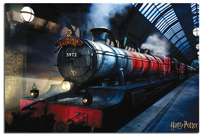 Harry Potter Hogwarts Express Poster New - Maxi Size 36 x 24 Inch