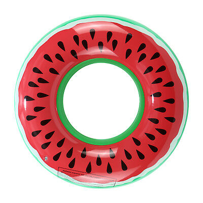 Inflatable Donut Tube Pool Float Beach Swimming Toy Lilo Swim Ring LARGE JUMBO