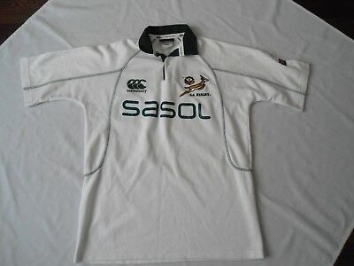 Vintage South Africa Springbok Rugby Shirt Size Small