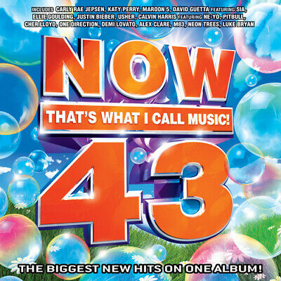 Various Artists, Now - Now 43: That's What I Call Music / Various [New CD]